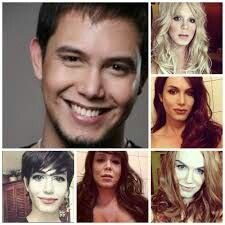 Paolo Ballesteros is a male TV show host from the Philippines who likes to transform himself into popular female celebrities using makeup and wigs. Gorgeous Women, Amazing Women, Beautiful, Paolo Ballesteros, Mtf Before And After, Mtf Transformation, Amazing Transformations, Gorgeous Makeup, Crossdressers