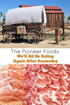 Foods We Will All Be Eating Again After Doomsday The Pioneer Foods well all be eating again after doomsday Practice recipes for Hardtack HoecakePocket Yams Cooked Cabbage. Emergency Preparation, Emergency Food, Survival Food, Survival Tips, Survival Skills, Emergency Preparedness, Prepper Food, Family Emergency, Emergency Rations