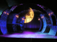 1000+ images about Scenic Design Examples for Intro to ...