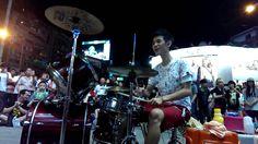 """20130622 李科穎《PSY-Gentleman》 高畫質 1080p HD Jazz Drummer """"Ke Ying"""""""