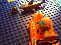 Still from Lego Coastguard Movie