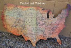 20 besten Maps Bilder auf Pinterest | Kostenlose druckvorlagen ...