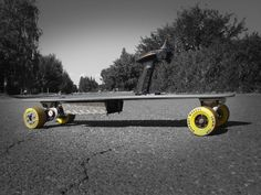 Picture of DIY Electric Longboard
