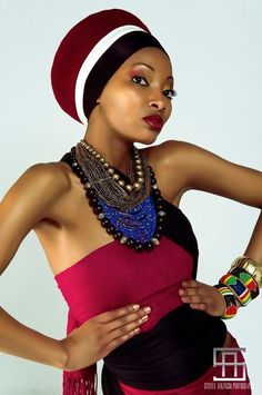 SHEER AFRICAN BEAUTY - HOTTEST AFRICAN WOMEN ON THE BHF NETWORK - from BHF Magazine Africa