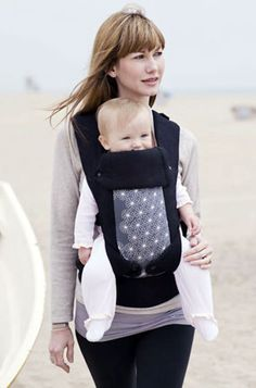 Top baby carrier for bike riders http://babycarriers.com