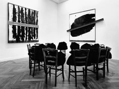 Translating China –Solo Exhibition of Jannis Kounellis China, Places, Table, Furniture, Home Decor, Art, Sculpture, Facebook, Homemade Home Decor