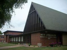 New Jerusalem Seventh-day Adventist Church, East St.Louis Illinois.