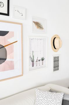 7 Must-Know Rules for Creating the Perfect Gallery Wall
