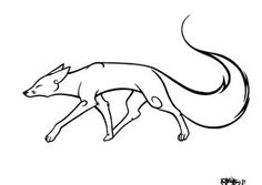 Japanese Fox by ~PanHesekielShiroi on deviantART