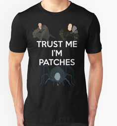 Trust me, I'm Patches! by DigitalCleo #redbubble #darksouls #bloodborne #patches