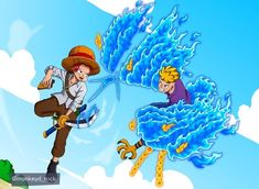 #onepiece #luffy #zoro #sanji #chopper #nami #robin #franky #brook #ussop #wanokuni #wanoarc #wano #sunsunpoker Sasuke Uchiha, Naruto, One Peace, Devian Art, Zoro, Robin, Disney Characters, Fictional Characters, Art Pieces