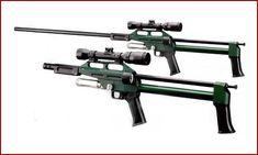 Tranquilizer dart gun or dip dart in poison snake venom. Air Cannon, Spy Gear, Shooting Guns, Concept Weapons, Military Guns, Apocalypse Survival, Air Rifle, Guns And Ammo, Firearms