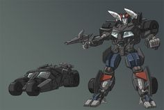 Tumbler Prowl - Commission by ~imGrungeWerX on deviantART