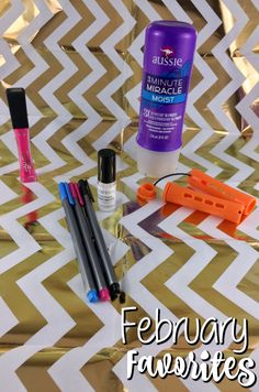 2016 Favorites: February || Southeast by Midwest #beauty #bbloggers #favorites
