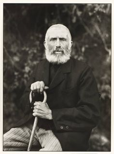 August Sander The Man of the Soil 1910 Gelatin silver print on paper image: 258 x 189 mm frame: 482 x 382 x 32 mm  ARTIST ROOMS Tate and National Galleries of Scotland.