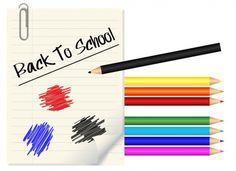 school vector design