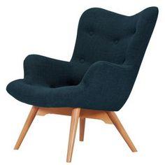 Sessel ikea schwarz  VEDBO Armchair, Gunnared dark gray | Timeless design, Armchairs ...