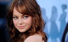Emma Stone Full Hd Wallpapers www. Emma Stone 12 rabi ul awal 12 Rabi u Cabelo Emma Stone, Emma Stone Hair, Cabello Underlights, Underlights Hair, New Hair Color Trends, New Hair Colors, Alicia Vikander, Emma Stone Zombieland, Easy A