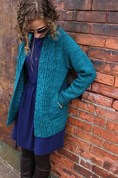 Ravelry: Chartreuse pattern by Thea Colman