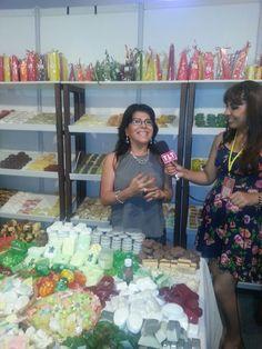 Entrevista en la Feria del Sur ciudad de Tarija!!
