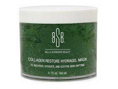 Collagen Restore Hydragel Mask By Bella Schneider Beauty | Treatments & Exfoliants - AHAlife.com