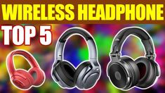 Top 5 Best Wireless Headphones on Aliexpress | Smart Gadgets 2021 Bluetooth Headphones, Wireless Headphones, Beats Headphones, Over Ear Headphones, Gadgets, Electronics, Awesome, Top, Products