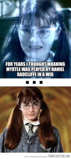 I pinned this because... Harry Potter LOL