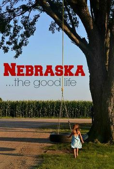 """""""Oh, you are from Nebraska? Do you have running water?"""" Yes we have all been there. Leslie shares her hilarious story of defending her childhood and why rural Nebraska is indeed the good life! #humor #hfvh Thank You Sister, Nebraska Cornhuskers, Good Ole, Take Me Home, Extreme Weather, Where The Heart Is, Country Life, Iowa, Growing Up"""
