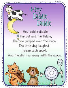 Resultado de imagen de nursery rhymes