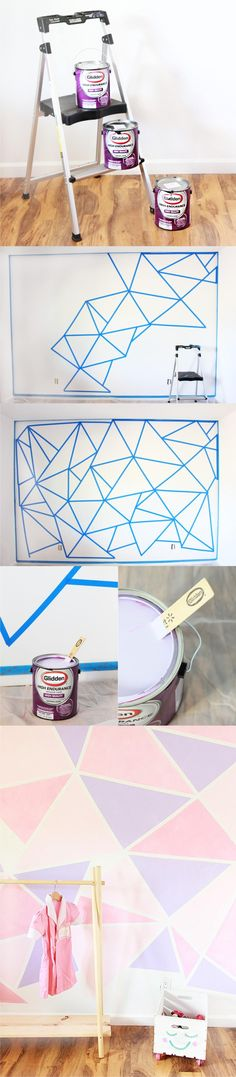 Wallart DIY para tus paredes - abubblylife.com