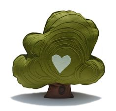 Mr. Oak Tree would love to be any little one's friend! The oak tree is a symbol of courage and power and is known as the most powerful of all trees.