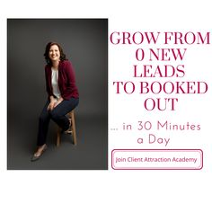 Join the AMP'D Client Attraction Academy! Introducing a Brand New Online Course For Small Business Owners... a 6-week, exclusive course that teaches business owners how to 3x client inquiries in as little as 30 minutes a day! Receive guidance on building and implementing marketing activities that actually get results — as well as all the templates, tools and resources to be successful long term! Sign up today for a discounted price! Limited Spots Available! Marketing Plan, News Online, Online Courses, Attraction, Join, Success, Templates, Teaching, Tools