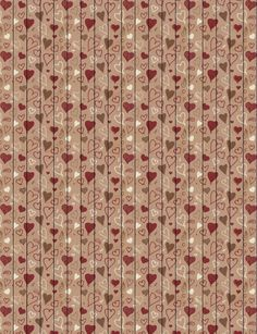 Earthy Heart Star Paper by jakobie-coyote on DeviantArt