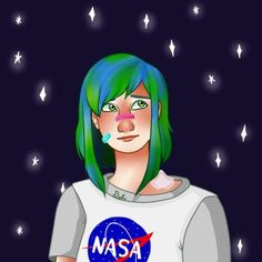 Earth Chan by ChicaBuki