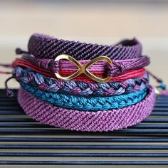 Colorful Leather Cord Wax String Love Handmade Multicoloured Woven Friendship Bracelet Cotton-in Strand Bracelets from Jewelry on Aliexpress.com | Alibaba Group