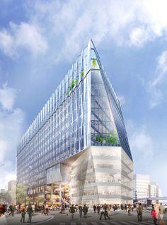 銀座5丁目プロジェクト 開業は2015年秋