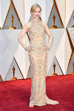 Nicole Kidman by Armani - Oscars 2017