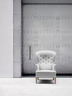Frits Henningsen - Heritage Chair