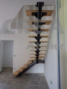 Créa Atelier - Escaliers