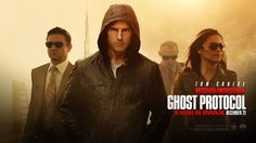 Mission Impossible - Ghost Protocol.