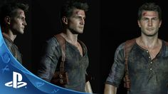 Discover the process of making iconic treasure hunter, Nathan Drake, come to life for the PS4. From concept art to 3D model to the trailer you watched at E3 ...