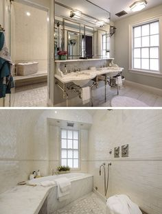 Uma Thurman vend son duplex new-yorkais - Salle de bain