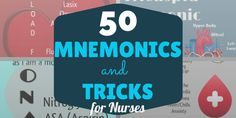 Being a nurse is a serious profession. There are a lot of things to learn and a never-ending pool of information that needs to be remembered. Also Read: 50 Nursing Mnemonics and Acronyms You Need to Know Now Fortunately, there are plenty of nursing mnemonics that you can use in studying your lessons. Here are …