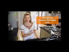 Congelar / Descongelar Kefir - Como Fazer? - YouTube