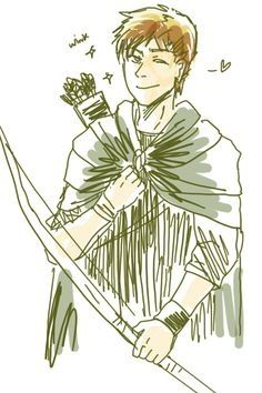 From Rangers Apprentice Fanart, Iron Fey, Rangers Apprentice, School For Good And Evil, Harry Potter Anime, Book Fandoms, Character Inspiration, Story Inspiration, Archery
