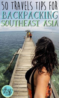 I put together a list of every tip I could think of for backpacking southeast Asia to help you have an even better trip. ****************************************** Southeast Asia travel | Southeast Asia trip | Southeast Asia backpacking | Southeast Asia tips