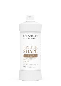 Revlon Professional lasting Shape Curly Neutralizer 850ml. Revlon Professional, Shampoo, Curly, Beauty, Hair Gel, Beauty Illustration
