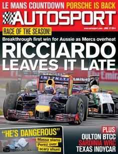 Autosport  Magazine - Buy, Subscribe, Download and Read Autosport on your iPad, iPhone, iPod Touch, Android and on the web only through Magzter