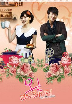 Oh! My lady (˘‿˘ʃƪ) I love this show