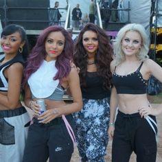 Little Mix (Little Mix Stage)